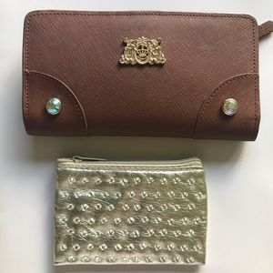 JUICY COUTURE Slender Wallet & Purse